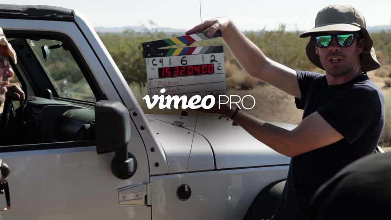 Partenariat Vimeo
